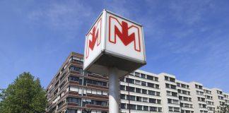 Bouche de métro à Lille / Andia.fr