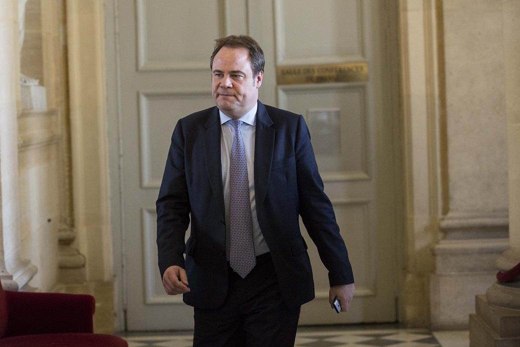 Laurent Degallaix, maire (UDI) de Valenciennes