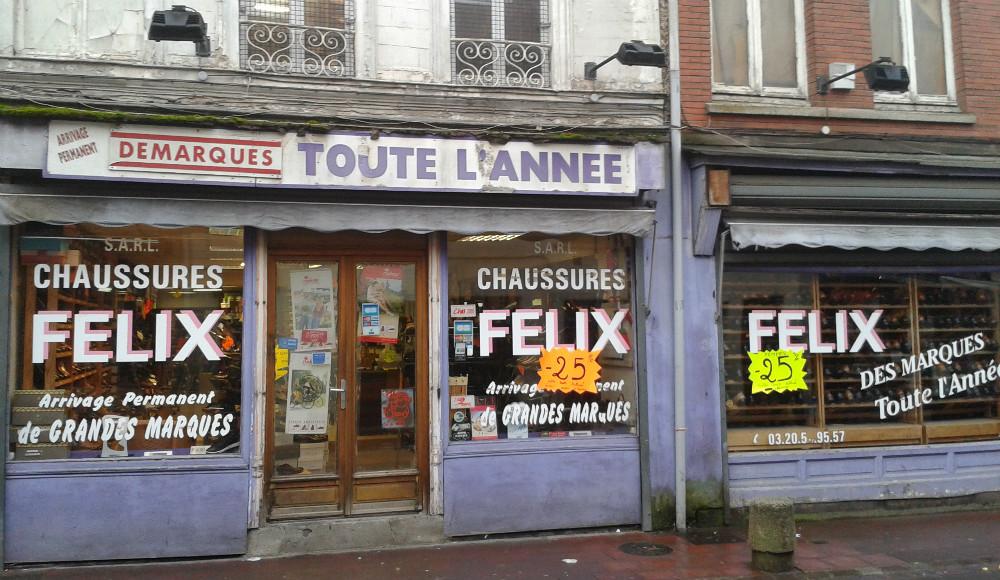 Chausssures Felix Lille