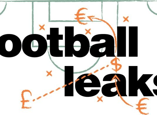 football leaks logo