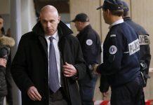"""Dans l'affaire dite du """"Carlton de Lille"""", David Roquet a été condamné en juin 2015 à six mois de prison avec sursis et au remboursement de plus de 43 000 euros à son ancien employeur, Matériaux Enrobés du Nord, une filiale d'Eiffage. ©YOAN VALAT/EPA/MAXPPP"""