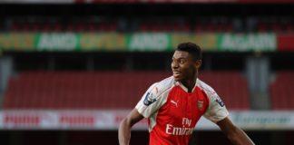 Jeff Reine-Adelaïde, passé de Lens à Arsenal au cours de l'été 2015, a contribué à sauver son club formateur. © joshjdss