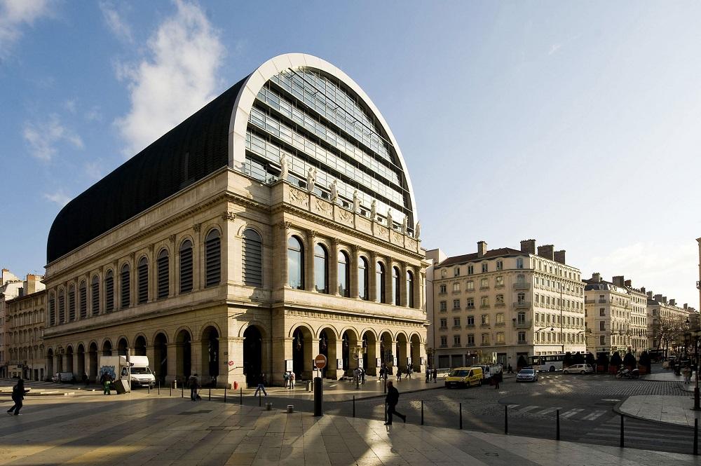 Lyon (69) : l'Opéra | Lyon (69): Opera [AT]