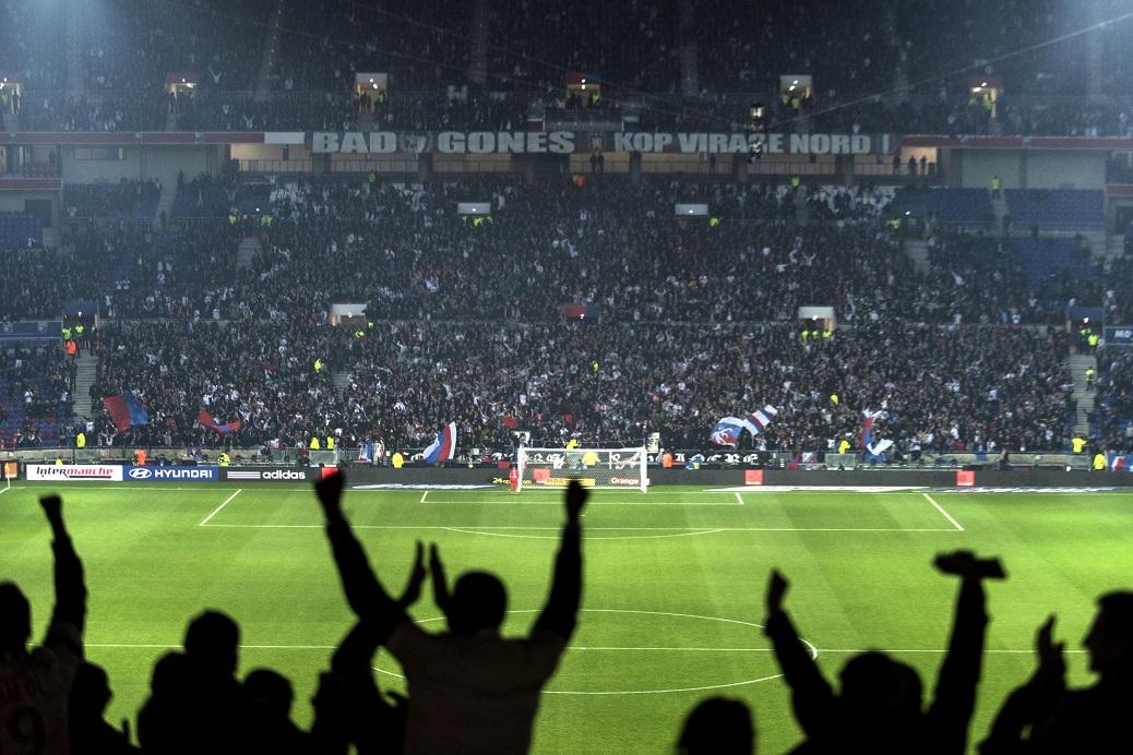 Lyon Décines-Charpieu (69) : soirée inaugurale du nouveau Grand stade de L'Olympique Lyonnais (09/01/2016) | Lyon Décines-Charpieu (69): Grand opening night of the new stadium Olympique Lyonnais (01/09/2016) [AT]