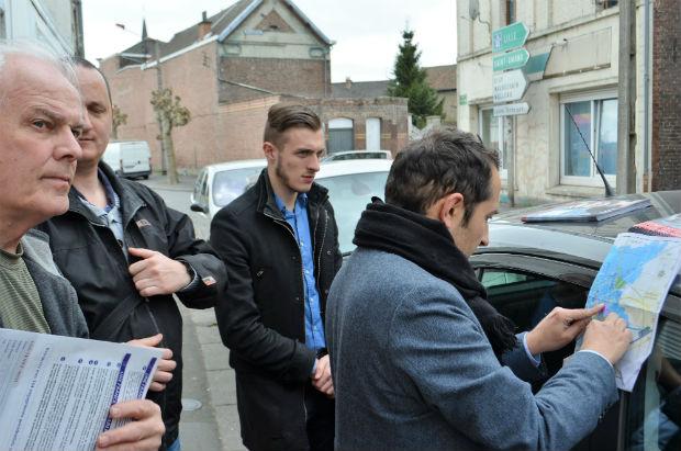 Transfuge de l'UMP, Sébastien Chenu s'est-il trouvé une nouvelle famille à Denain et dans le Nord.