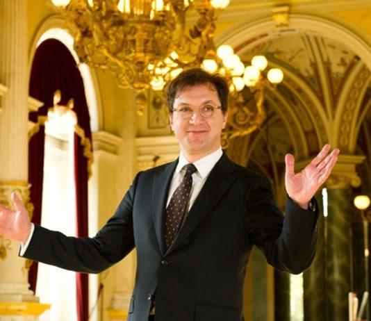 Serge Dorny, le directeur de l'Opéra de Lyon
