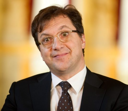 New artistic director of the Dresden Semperoper