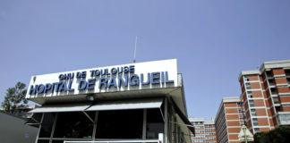 Titre : Toulouse (31) : l'hopital de Toulouse Rangueil