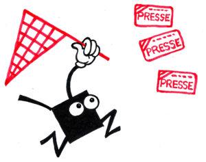 bidule carte de presse