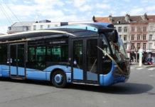 La communauté urbaine de Dunkerque dépense actuellement 34,5 millions d'euros pour faire rouler une centaine de bus. Ils seront entièrement gratuits pour l'usager à partir du 3 septembre 2018. Photo: Creative Commons/Billy69150