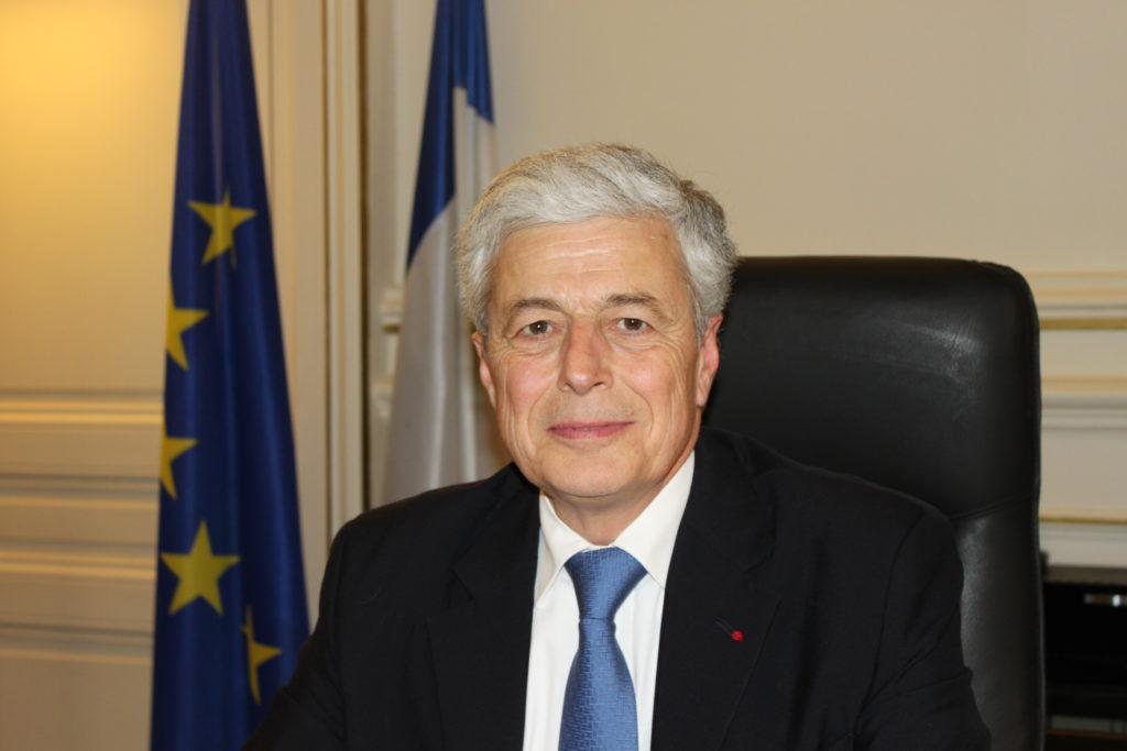 Henri-Michel Comet, préfet d'Auvergne-Rhône-Alpes (DR).