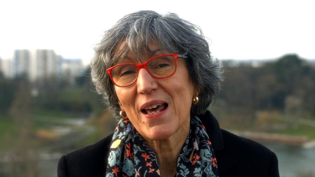 Marie-Christine Jaillet (Capture d'écran Youtube)