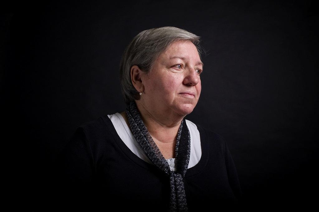 Portrait Mercedes Cervantes