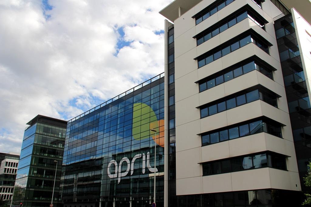 L'Aprilium, avenue Vivier Merle à Lyon. Photo : N.Barriquand/Mediacités