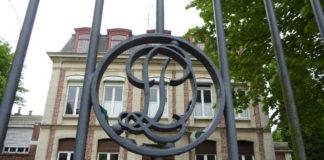 Le Château Delannoy, propriété du centre de Lambersart, louée pendant 5 ans par le maire Marc-Philippe Daubresse, a été au coeur d'une opération immobilière entremêlant les projets urbanistiques municipaux et les intérêts privés du 1er magistrat de la ville. Photo: Benoît Dequevauviller.