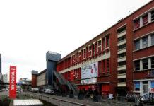 Le Tri Postal accueille des expositions d'art contemporain et notamment celles organisées dans le cadre de Lille3000. Photo Creative Commons / Velvet