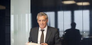 Montpellier (34) : Philippe Saurel, maire DVG de Montpellier (21/05/2014)