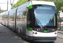 Tram de Nantes 2 – Pline – WC