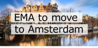 L'agence européenne du médicament (European Medicines Agency, EMA) va déménager de Londres à Amsterdam. L'annonce de la décision sur le fil twitter de l'agence.