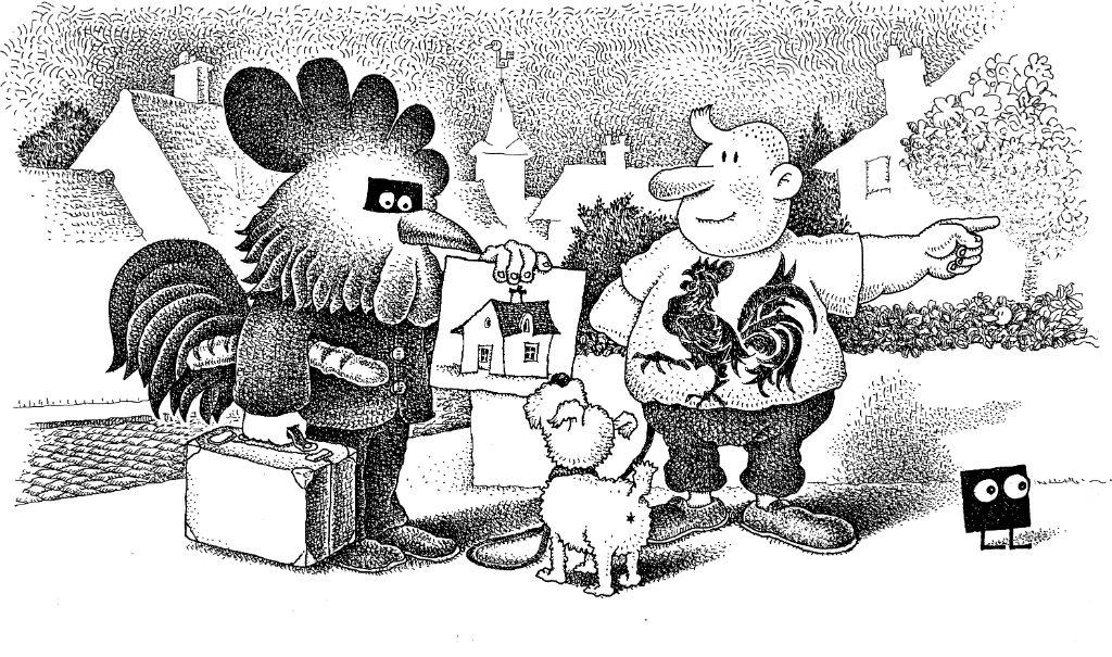 En quinze ans, le nombre de Français a augmenté de En quinze ans, le nombre de Français a augmenté de 75 % en Wallonie. Parmi eux, de nombreux ménages lillois attirés par les prix de l'immobilier. À Mouscron, un habitant sur cinq est français. Illustration: Jean-Paul Van der Elst.
