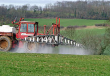 Pesticides Occitanie