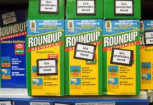 Pesticides tuens