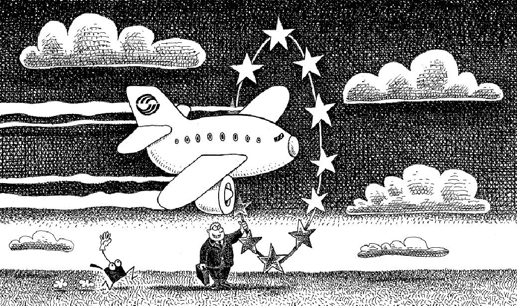 Illustration: Jean-Paul Van Der Elst