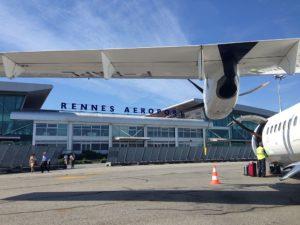 L'aéroport de Rennes, l'autre grand gagnant de l'abandon de Notre-Dame-des-Landes / Photo: Wikipedia Commons