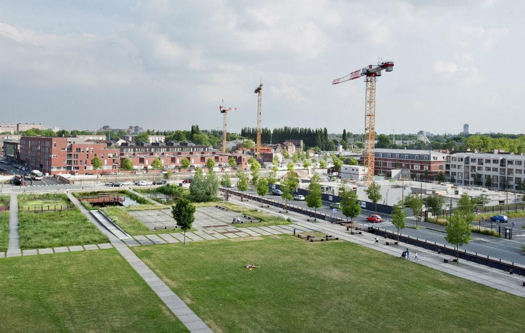 A lille le combat in gal entre ville dense et espaces for Espace vert mairie