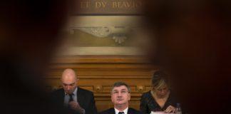 Assemblee pleiniere du conseil departemental du Rhone