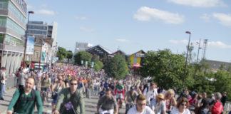 Vélo parade Nantes