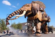Eléphant de Nantes