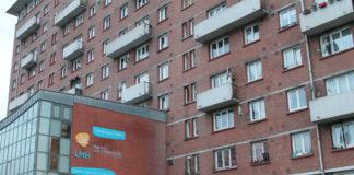 Un HLM de Lille-Sud, quartier dont la population dispose de revenus parmi les moins élevés. Photo : Nadia Daki