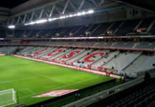 Le Stade Pierre Mauroy de Villeneuve d'Ascq. Photo : Creative Commons / Supporterhéninois