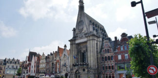 Grand Place de Bethune. Photo: Creative Commons/Bastien.pierre