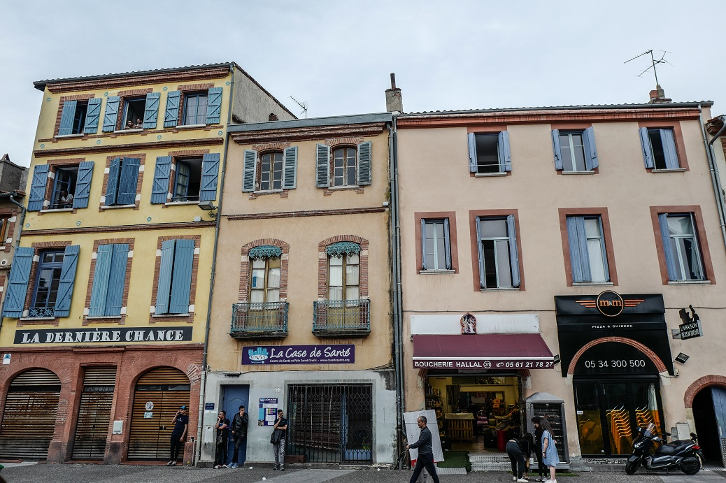Place Arnaud Bernard