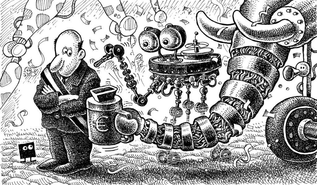 Les Machines de l'île : enquêtes dans les coulisses d'une institution nantaise
