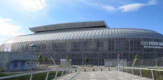 La construction et la gestion du stade Pierre Mauroy de Villeneuve d'Ascq fait l'objet d'un partenariat Public-Privé avec Eiffage dont l'attribution est auscultée par la justice. Photo : Benoît Dequevauviller