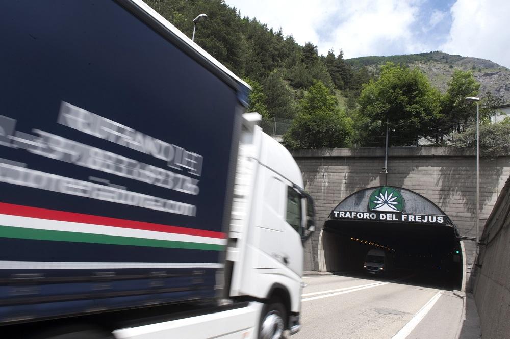 Tunnel de Frejus