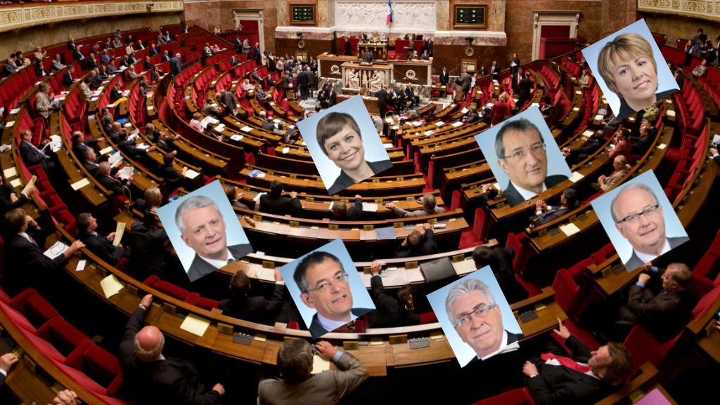 Un peu plus d'un an après la perte de leur siège de député, Anne-Lise Dufour, Audrey Linkenheld, Bernard Gérard, Christian Bataille, François Lamy, Rémi Pauvros, Thierry Lazaro témoignent sur leur nouvelle vie.