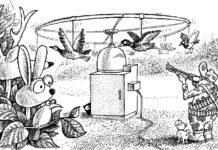 Illustration : Jean-Paul Van der Elst