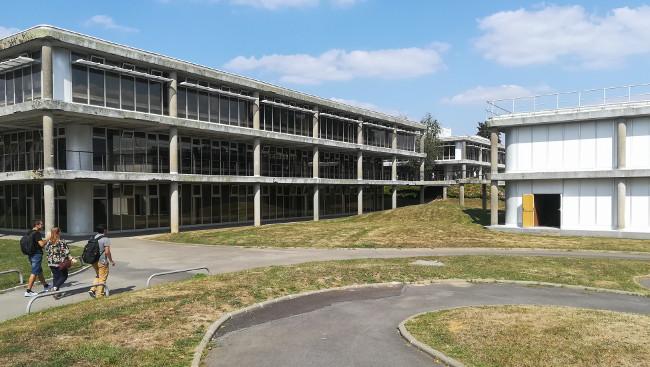 Centrale bâtiment