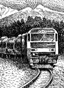 Transalpine-train