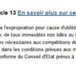 Article 13 de la loi Olympique
