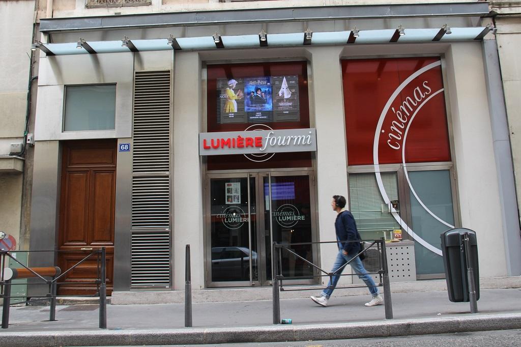 Cinema Lumière Fourmi