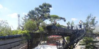 Prototype branche arbre aux hérons
