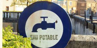 image eau potable