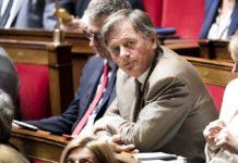 Cyrille Isaac-Sibille, député Modem du Rhône depuis 2017, a été invité à dîner par un laboratoire pharmaceutique dès le lendemain de son entrée au palais Bourbon. Photo : MaxPPP