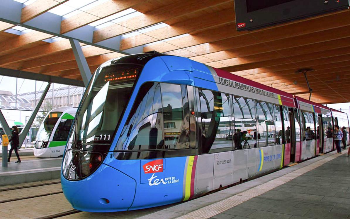 Tram-train Nantes-Chateaubriant