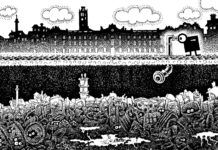 dessin pollution Toulouse